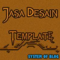Jasa Desain Template