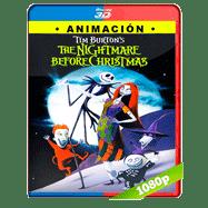 El extraño mundo de Jack (1993) 3D SBS 1080p Audio Dual Latino-Ingles