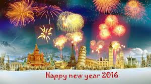 New Year 2016 Greetings