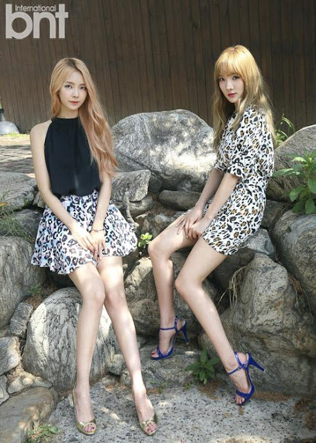 stellar reveal new photoshoot for bnt