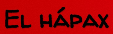 """Blog """"El Hápax"""""""