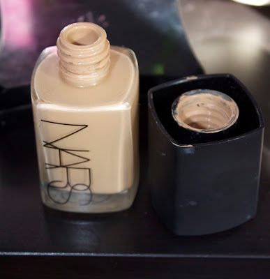 nars sheer glow foundation review face stromboli