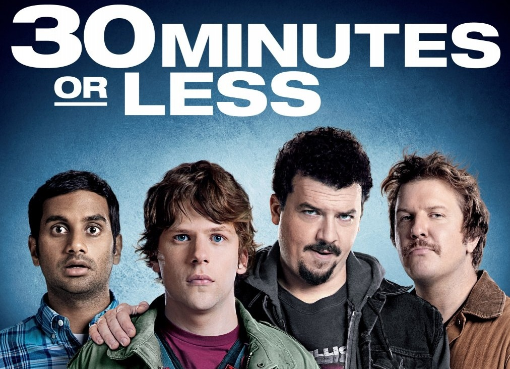 or less 30 minutes or less 2011 brrip 720p x264 dual audio hindi ...
