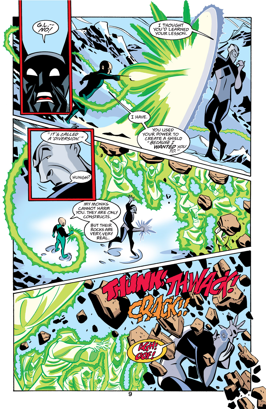 Batman Beyond [II] Issue #22 #22 - English 10