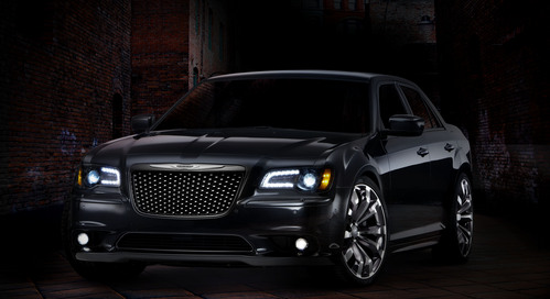 Chrysler 300 Ruyi concept