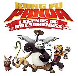 Kungfu Gấu Trúc: Huyền Thoại Anh Hùng - Kung Fu Panda: Legends Of Awesomeness poster