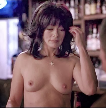 "Celebrity Nude Century: Francis Fisher (""Titanic"" & Clint ..."
