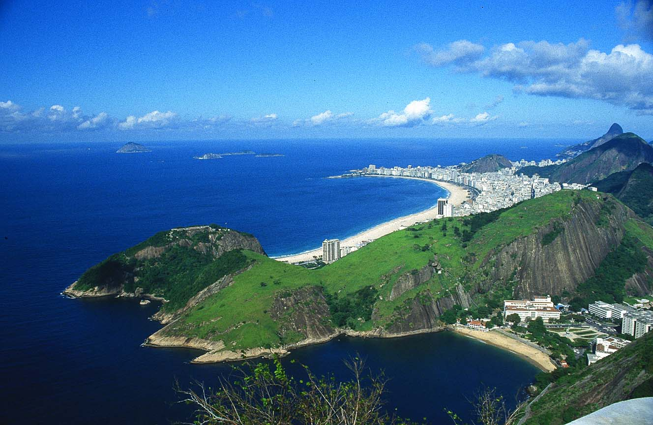 The Most Beautiful Places On Earth Rio De Janeiro Brazil South America