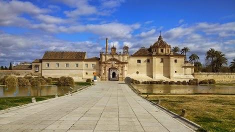 Monasterio de Santa María de las Cuevas. Foto de Martín Javier Fernández