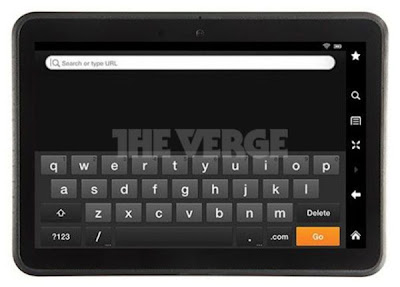 kindle fire 2 leaked