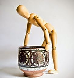 I'm Also on Etsy. Visit my store specialising in Vintage Studio Pottery from Denmark and Australia.