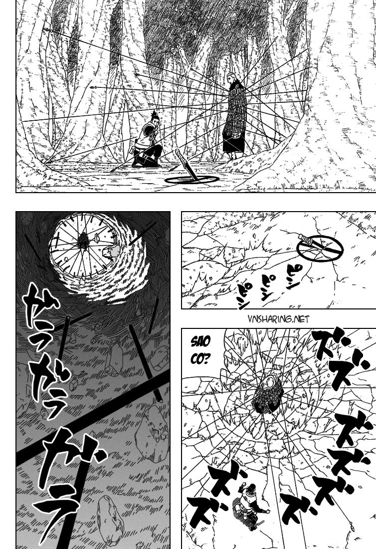 Naruto chap 338 Trang 11 - Mangak.info