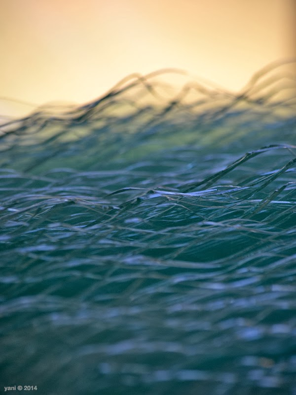 glass waves