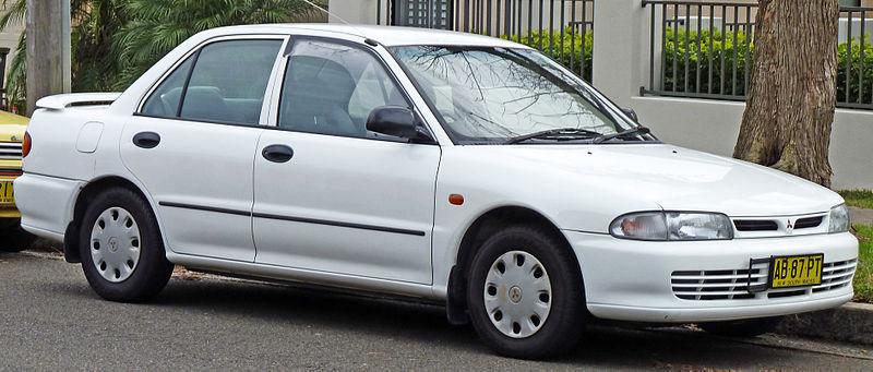Automotive database mitsubishi lancer 19911995 mitsubishi mirage fandeluxe Images