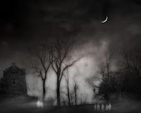 paisaje oscuro Strauffon