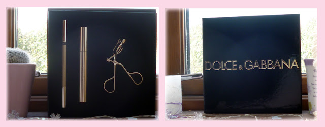 D&G Dolce and Gabbana Make-Up Boxset