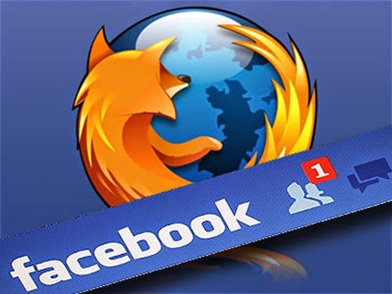How to Update Facebook Status from Firefox