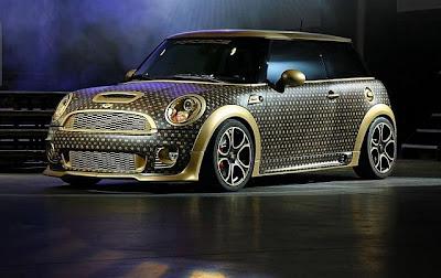 Luxurious and elegant, MINI Cooper modified, mini cooper, mini cooper 2013, luxurious mini cooper