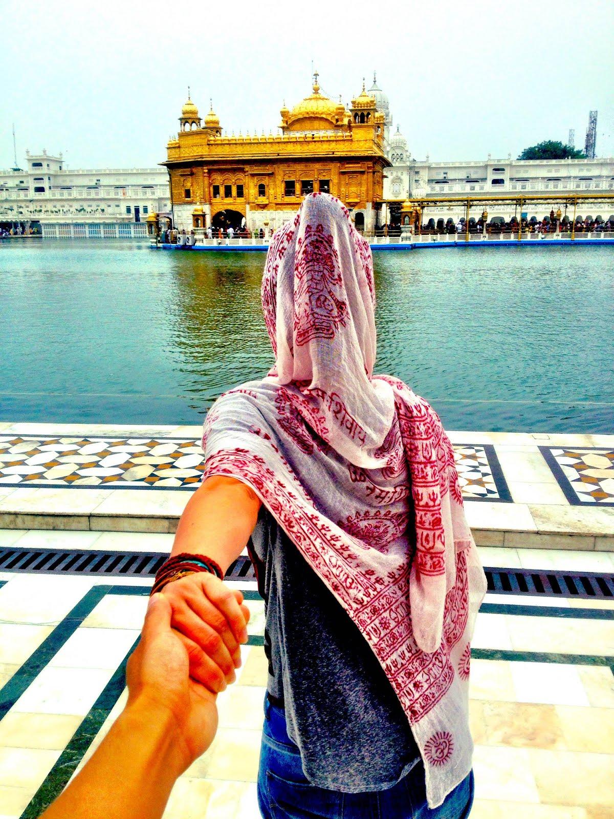 Templo Dourado - Índia