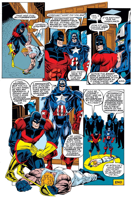 Captain America (1968) Issue #442 #396 - English 23