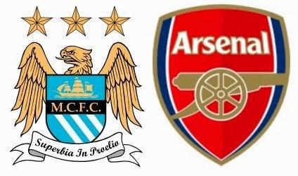 Match Report: Manchester City 0 – 2 Arsenal