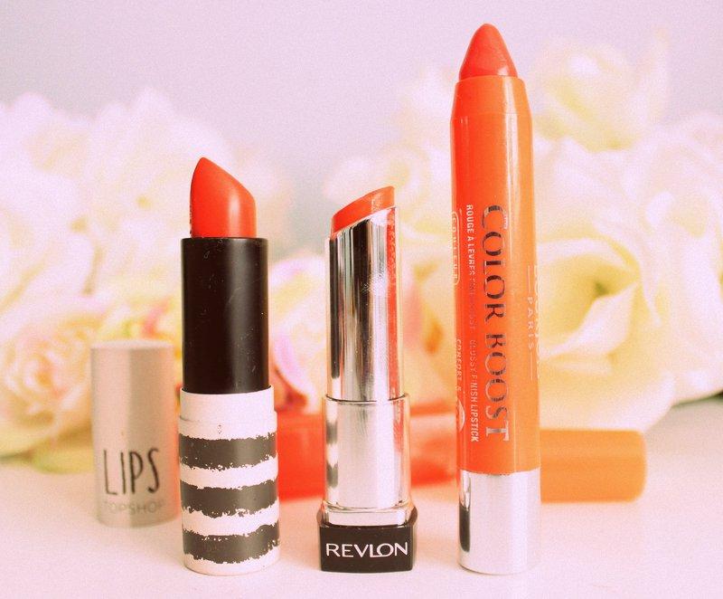 Topshop Lipstick Infrared