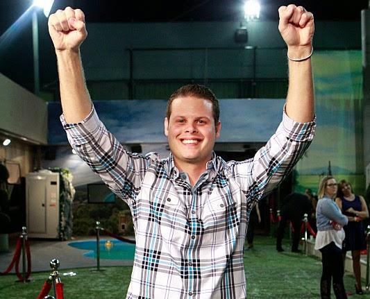 Derrick Levasseur wins Big Brother 16