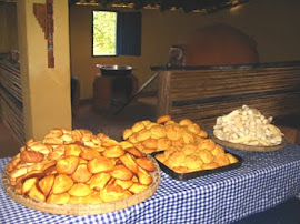 Saborosa Mesa Café da Manhã Jeito Mineiro