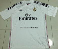 Real Madrid  home NEW