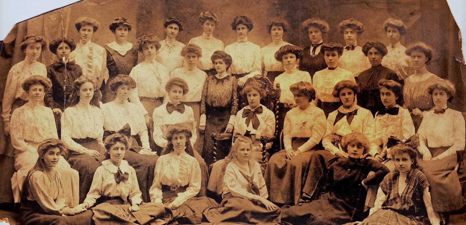 University of Pennsylvania fraternity 1906