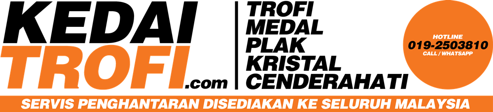 Trophy Supplier | Trophy Malaysia | Plaque Malaysia | Kedai Trofi | Medal Murah