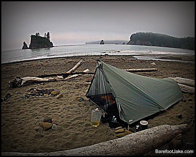 Ultralight tarp coast