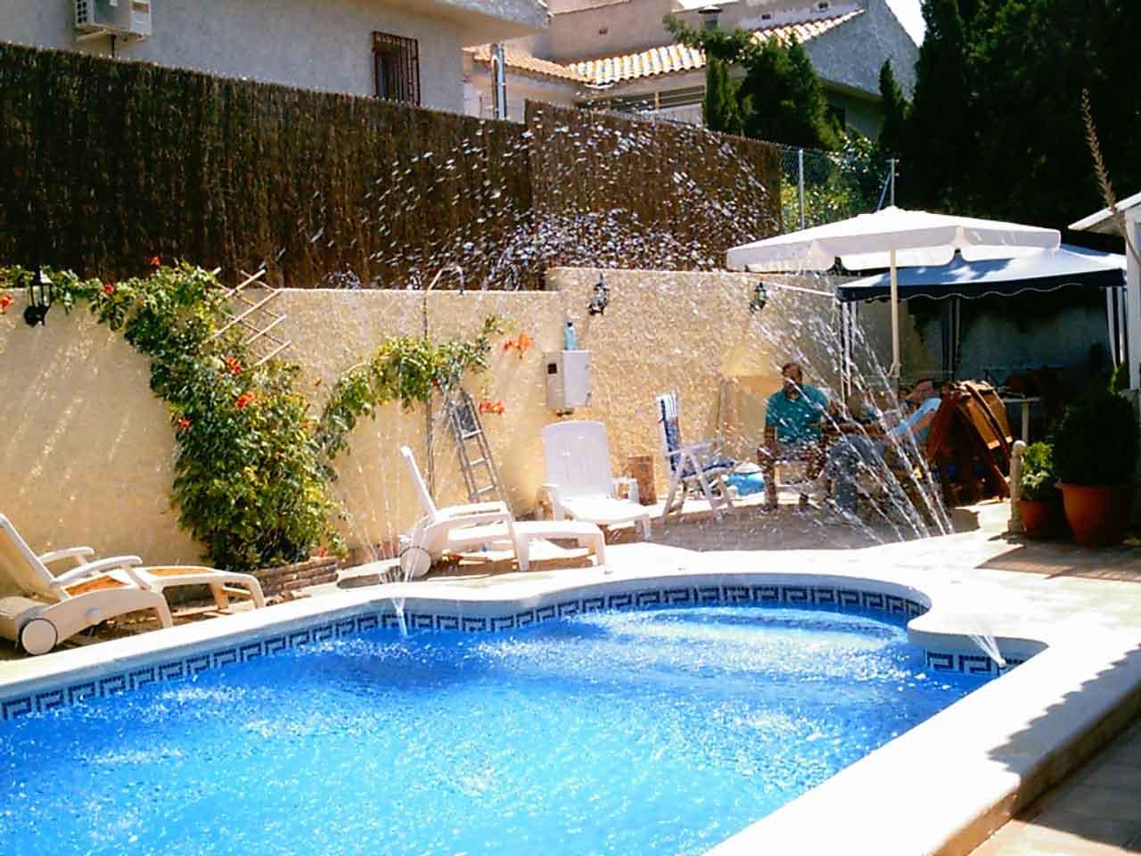 Boquillas para fuentes - Fuentes para piscinas ...
