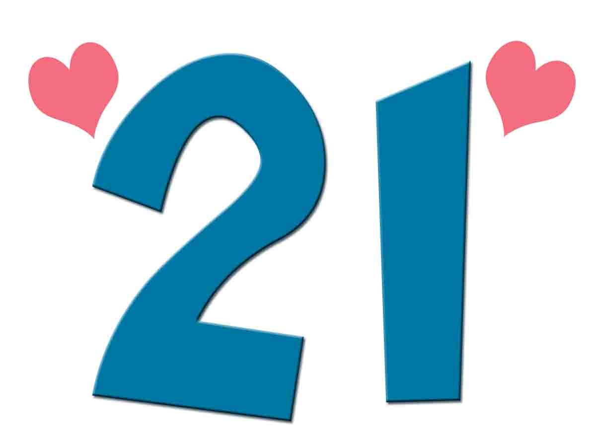 Двадцать одно 21  weburg