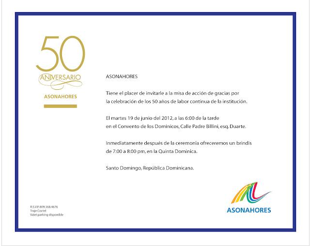 Tarjeta De Invitacion A La Misa Por El 2 Aniversario Del Fallecimiento