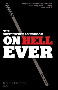 http://cruciformpress.com/our-books/the-most-encouraging-book-on-hell-ever/
