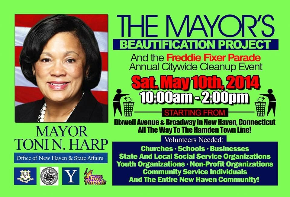The FICKLIN MEDIA GROUP,LLC: The Mayor's Beautification Project Sat May 10, 2014