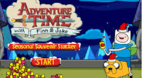 Adventure Time with Finn and Jake games