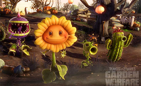 Plants vs Zombies Garden Warfare con nuevo trailer