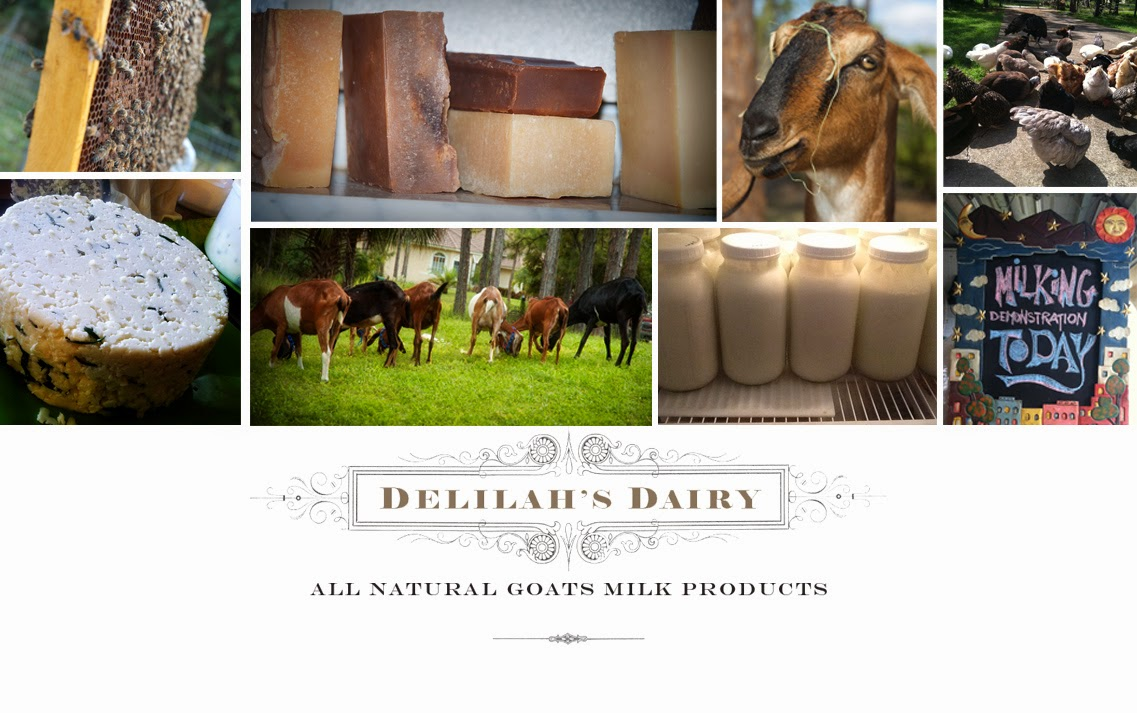 delilahs dairy