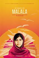 He Named Me Malala (2015) Poster