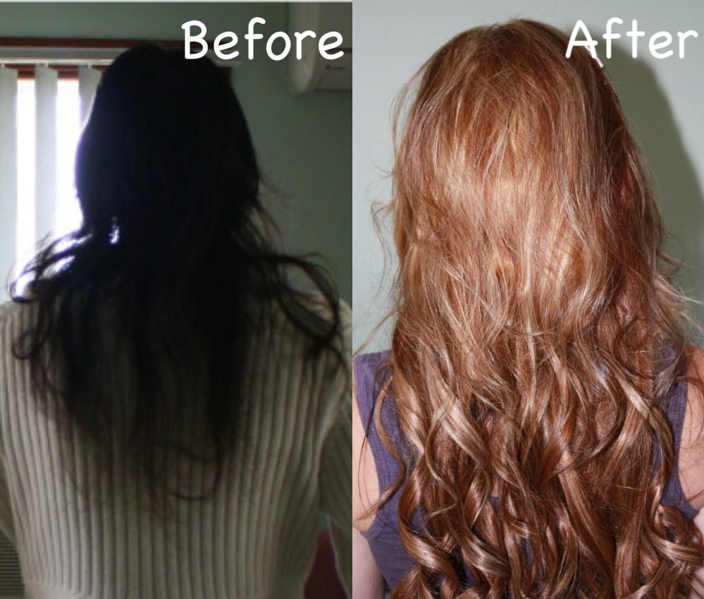Как лимоном осветлить волосы