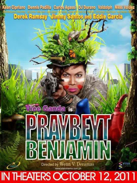 Praybeyt Benjamin Movie Poster