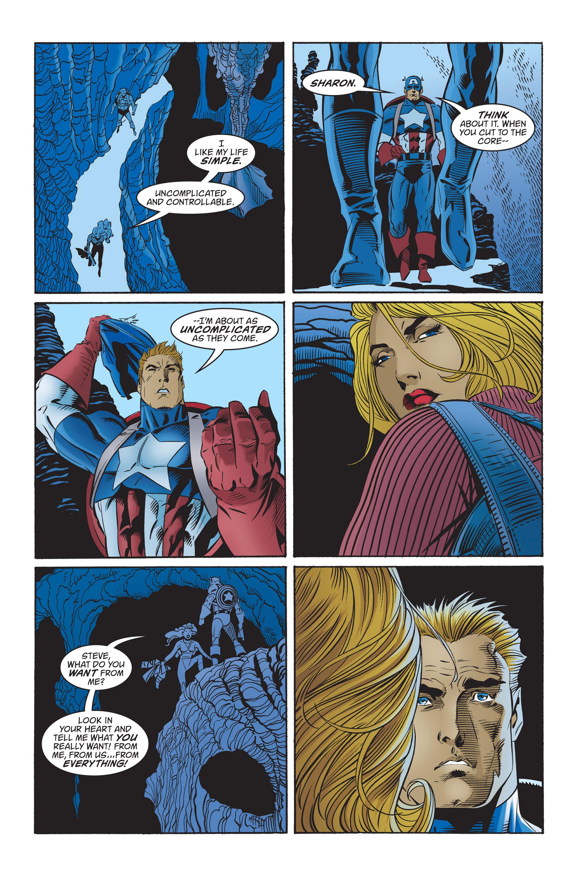 Captain America (1998) Issue #31 #37 - English 17
