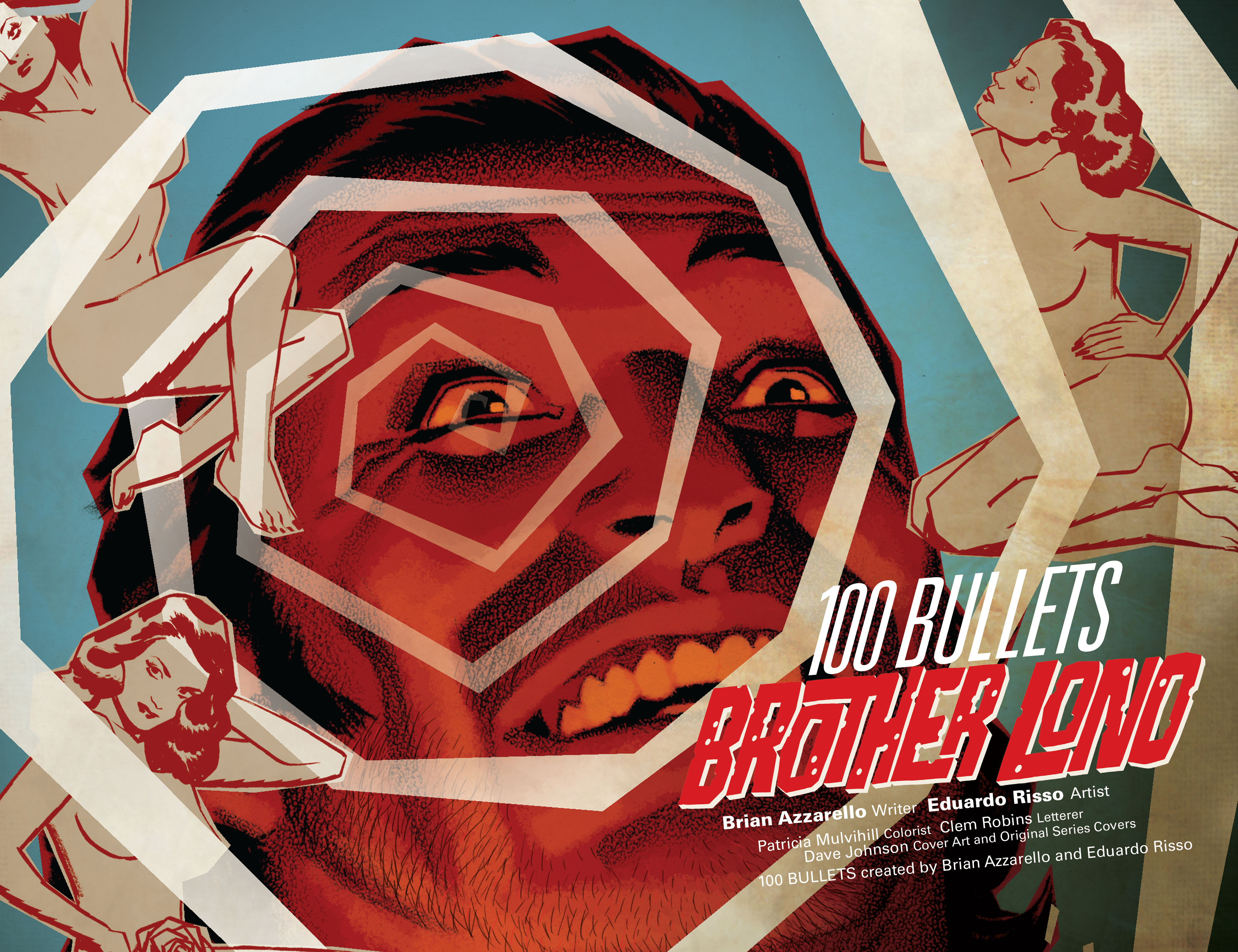 100 Bullets: Brother Lono Full Page 3