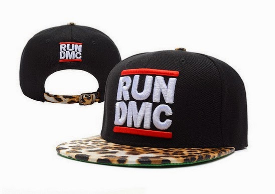 Gorras RUN DMC leopardo serpiente