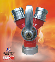 Brazing Cabang 3 Alumunium