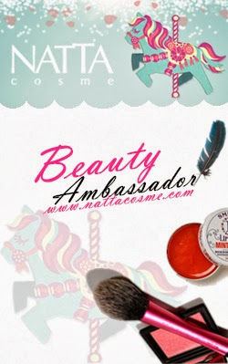 Natta Cosme Beauty Ambassador