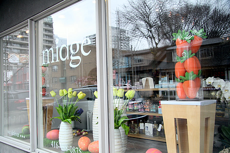 SYLEATHOME Midge toronto shopping: midge