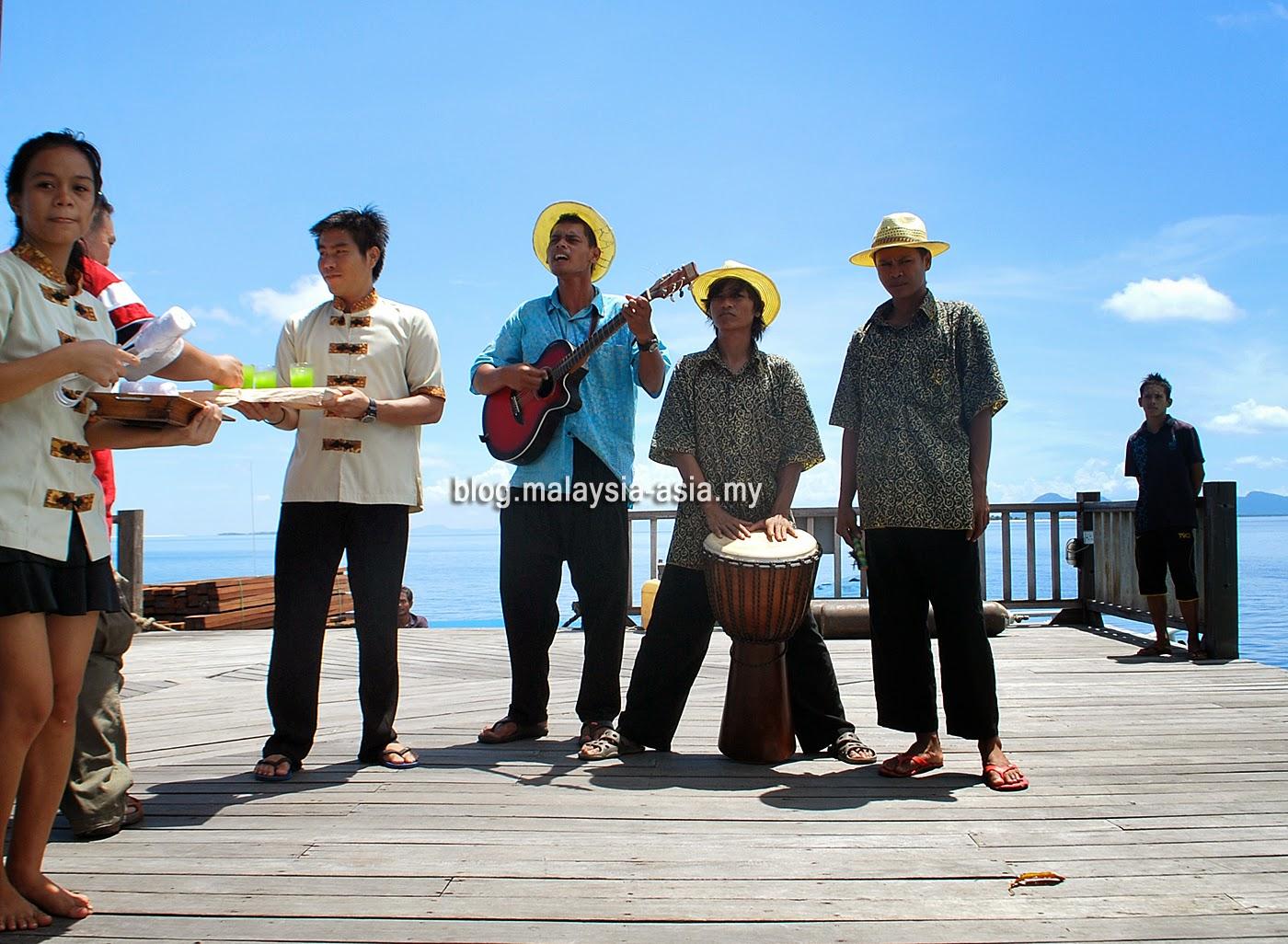 Mataking Reef Resort Staff
